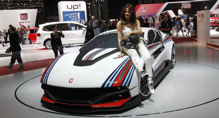 Giugiaro Brivido Auto-Salon Genf 2012