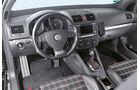 Golf V GTI, Cockpit