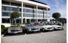 Goodwood Festival of Speed 2010 - Mercedes CL-Präsentation