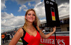 Grid Girls - Formel 1 - GP Kanada 2013