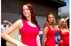 Grid Girls GP Kanada 2012 Formel 1 Montreal