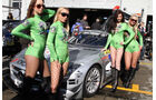 Grid Girls, VLN 1.Lauf Langstreckenmeisterschaft Nürburgring 02-04-2011