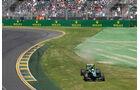Guido van der Garde - Caterham - Formel 1 - GP Australien - 15. März 2013