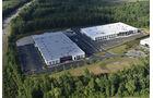 Haas F1 - Fabrik Kannapolis - 2016