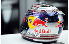 Helm - Sebastian Vettel - Red Bull - Formel 1 - GP USA - 14. November 2013