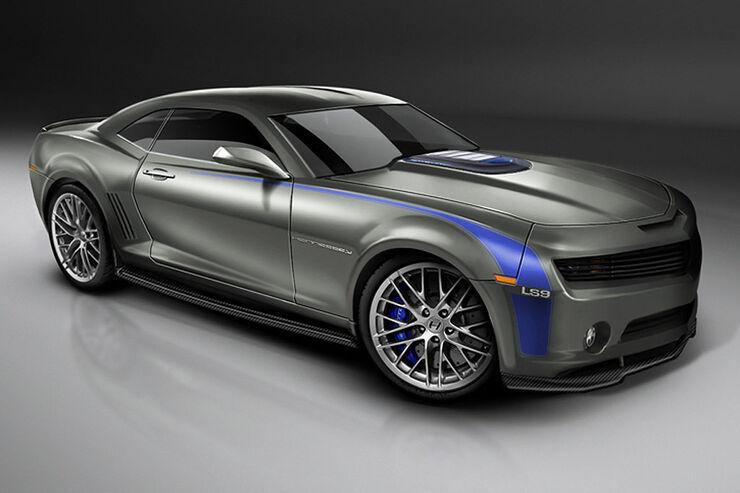 Chevrolet Camaro: Musk...