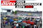 High Performance Days 2012 Logo
