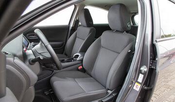Honda HR-V 1.6 i-DTEC, Fahrersitz