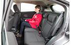 Honda HR-V 1.6 i-DTEC, Fondsitze