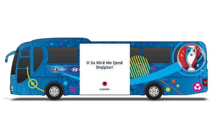 Bus Tour Slogan
