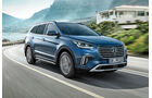 Hyundai Grand Santa Fe Facelift 2016