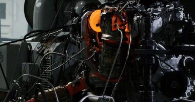 Hyundai Motorprüfstand
