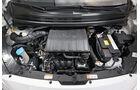 Hyundai i10 blue 1.0 Trend, Motor