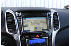 Hyundai i30 1.6 CRDI, Navi, Bildschirm