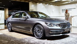 IAA 2015, BMW 7er (G11)