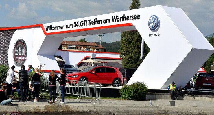 Impressionen GTI-Treffen Wörthersee 2015