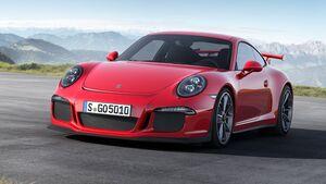 In kürzester Zeit gingen zwei Porsche 911 GT3 in Flammen auf.