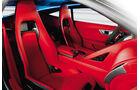 Jaguar C-X16, Innenraum