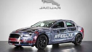 Jaguar XE Durchsicht