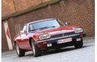 Jaguar XJ-S, Frontansicht