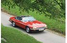 Jaguar XJ-SC, Frontansicht