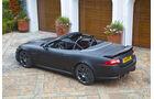 Jaguar XKR-S Cabrio, Heck