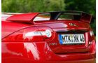 Jaguar XKR-S Cabrio, Heckspoiler