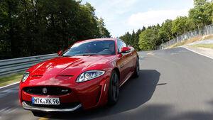 Jaguar XKR-S Coupe, Front, Frontansicht