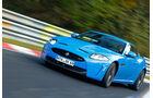 Jaguar XKR-S, Front