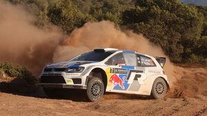 Jari-Matti Latvala Rallye Griechenland 2013