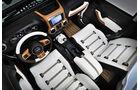 Jeep Conceptcar Nautical Wrangler, White, Sitze