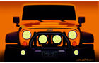 Jeep Moab Easter Safari Concept 2012 Mighty Apache Wrangler J-12 Trailhawk