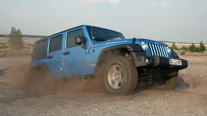 Jeep Wrangler Unlimited Rubicon