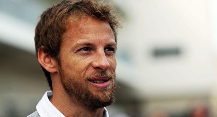 Jenson Button - McLaren - Formel 1 - GP USA - 14. November 2013