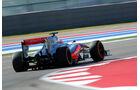 Jenson Button - McLaren - Formel 1 - GP USA - 15. November 2013