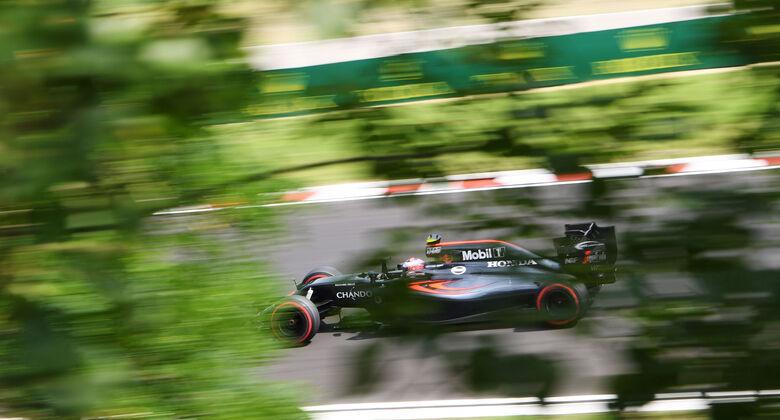 McLaren mit bestem Quali