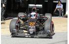 Jenson Button - McLaren - Formel 1-Test - Barcelona - 4. März 2016