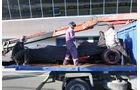 Jenson Button - McLaren - Formel 1 - Test - Jerez - 5. Februar 2013