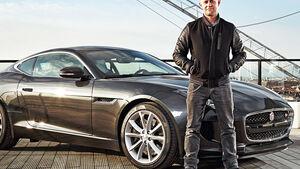 Jürgen Vogel, Jaguar F-Type R