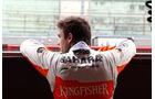 Jules Bianchi - Force India - Formel 1-Test - Mugello - 1. Mai 2012