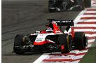 Jules Bianchi - Formel 1 - GP Bahrain 2014