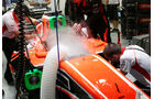 Jules Bianchi - Marussia - Formel 1 - GP Singapur - 21. September 2013