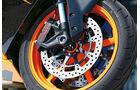 KTM 1190 RC8 R, Rad, Bremse
