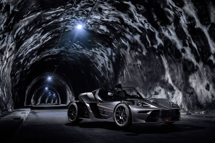 KTM X-Bow Black Edition