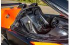 KTM X-Bow GT4, Sitze