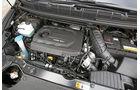 Kia Carens 1.7 CRDi, Motor