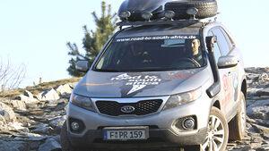 Kia Sorento Road to South Africa