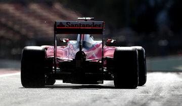 Kimi Räikkönen - Ferrari - Barcelona - Formel 1-Test - 1. März 2016