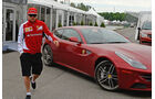 Kimi Räikkönen - Ferrari - Privatautos