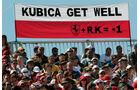 Kubica-Fans - Formel 1 - GP Kanada - 10. Juni 2012